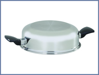 Lifetime Cookware 11 Inch Sr Dome Cover