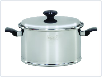 Lifetime Cookware 12 Quart Stock Pot