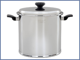 Lifetime Cookware 20 Quart Stock Pot