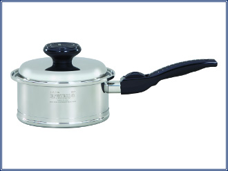 Lifetime Cookware 2 Quart Sauce Pan