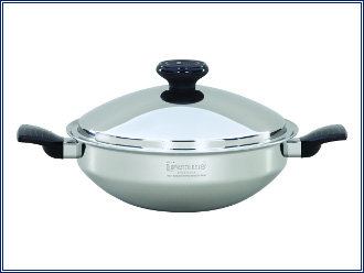 Lifetime Cookware 5 Quart Wok