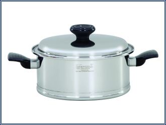 Lifetime Cookware 6 Quart Dutch Oven
