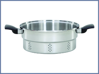 Lifetime Cookware 6 Quart Sr Steamer Colander