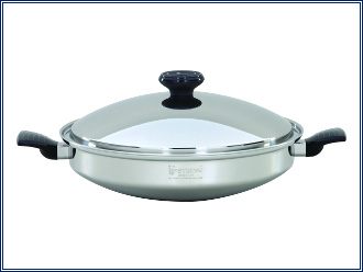 Lifetime Cookware 7 Quart Wok