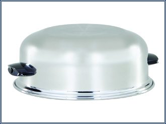 Lifetime Cookware 8 Inch Jr Dome Cover