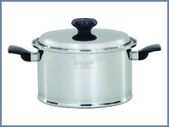 Lifetime Cookware 8 Quart Stock Pot