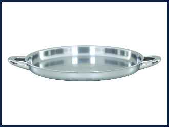 Lifetime Cookware Deep Dish Griddle
