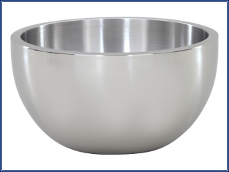 Lifetime Cookware Double Walled Bowl