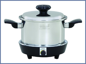 Lifetime Cookware Electric Slow Cooker Base