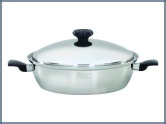 Lifetime Cookware Paella Pan